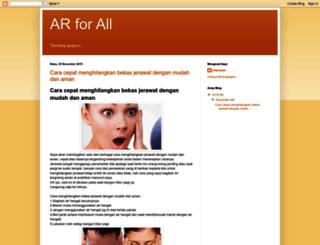 arforall.blogspot.com screenshot