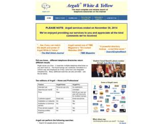 argali.com screenshot