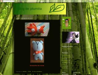 argalladasdeplumita.blogspot.com screenshot