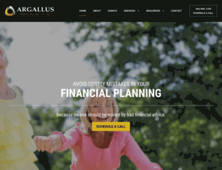 argallus.com screenshot