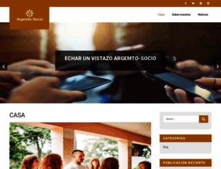 argemto.com.ar screenshot