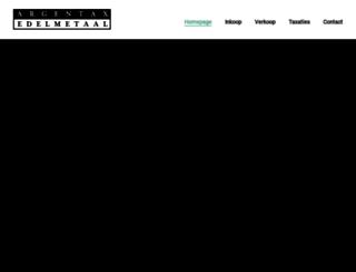argentax.nl screenshot