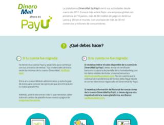 argentina.dineromail.com screenshot