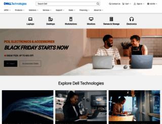argentina.emc.com screenshot