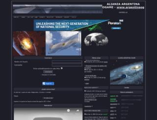 argentinaogame.foroactivo.net screenshot