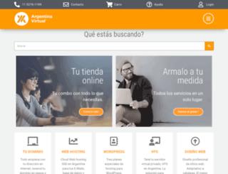 argentinavirtual.net screenshot
