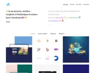 argo-design.fr screenshot