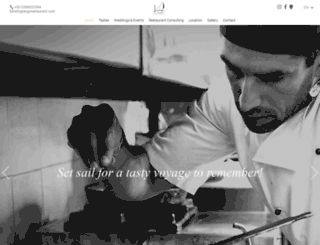 argo-restaurant-santorini.com screenshot