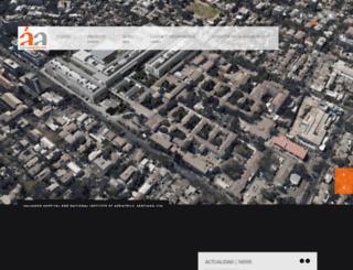 argolaarquitectos.com screenshot