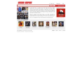 argonempire.ecrater.com screenshot