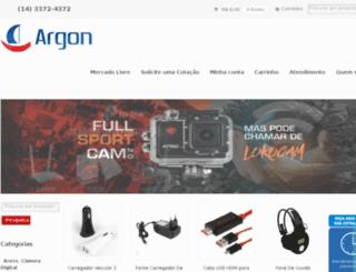 argonsolucoes.com.br screenshot