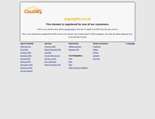 argosgifts.co.uk screenshot