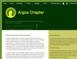 argosikes.org screenshot