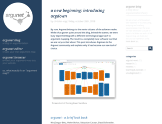 argunet.org screenshot