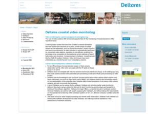 argus-data.wldelft.nl screenshot