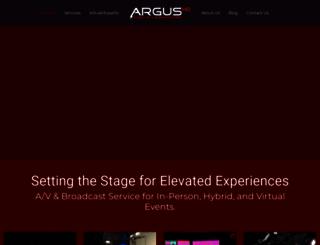 argushd.com screenshot
