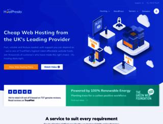 arhoster.com screenshot