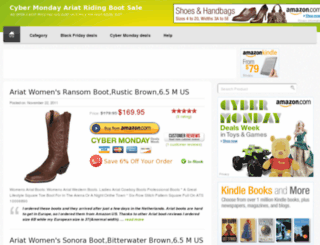 ariatridingboots.getallshoes.com screenshot