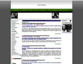arib.info screenshot
