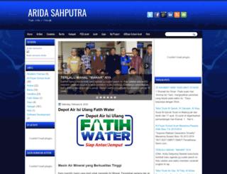 aridasahputra.blogspot.com screenshot