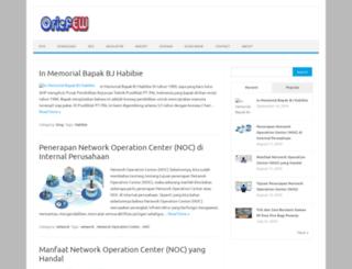 ariefew.com screenshot