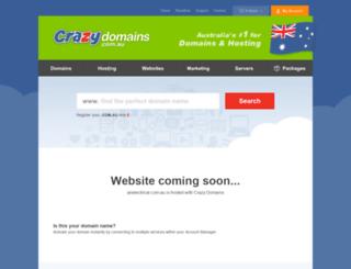 arielectrical.com.au screenshot