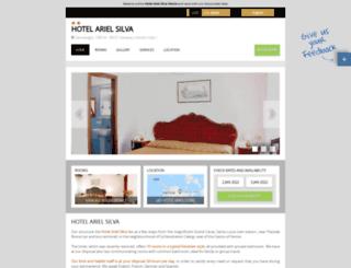 arielsilva.hotelinvenice.com screenshot