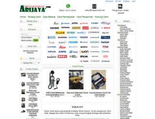 arijaya.com screenshot