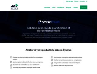 arima.com screenshot