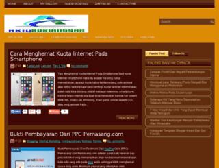ariqadriansyah.com screenshot