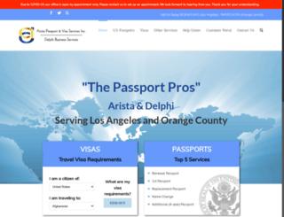 aristavisa.com screenshot