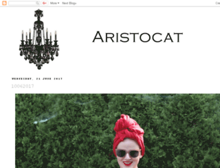 aristocatski.blogspot.com screenshot