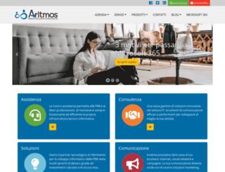aritmos.it screenshot