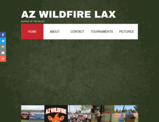 arizonalax.com screenshot