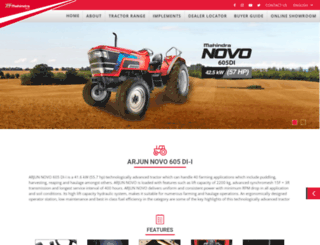 arjunnovo.com screenshot