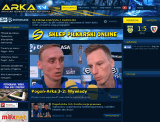 arka-tv.pl screenshot