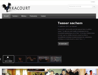 arkacourt.com screenshot