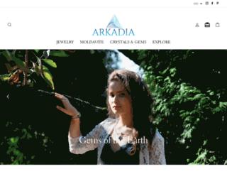arkadiancollection.com screenshot