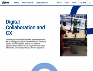 arkadin.com screenshot