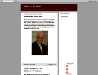 arkansastvnewswatch.blogspot.com screenshot