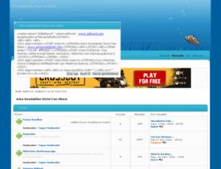 arkasiradakiler.forumm.biz screenshot
