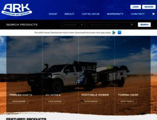 arkcorp.com.au screenshot