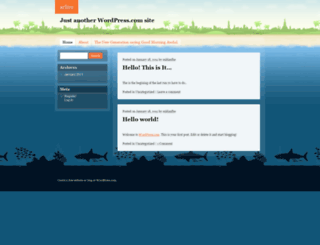 arliyo.wordpress.com screenshot