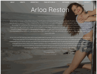 arloareston.com screenshot