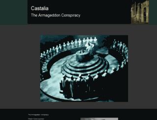 armageddonconspiracy.co.uk screenshot
