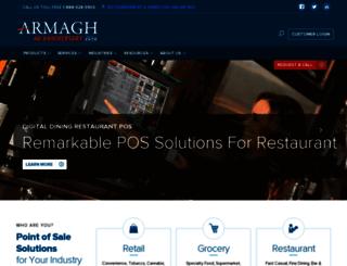 armaghpos.com screenshot