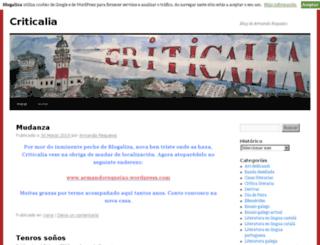 armandorequeixo.blogaliza.org screenshot