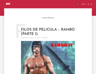 armasblancas.com.ar screenshot