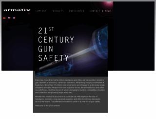 armatix.com screenshot