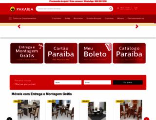 armazemparaiba.com.br screenshot